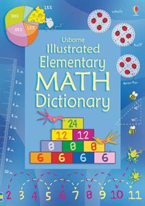 Picture of Illustrated Elementary Math Dictionary (IR)