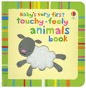Picture of Baby's Very First Touchy-Feely Animals Book
