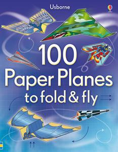 Picture of 100 Paper Planes to Fold & Fly