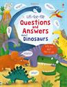 Picture of Lift-the-Flap Questions and Answers About Dinosaurs (IR)