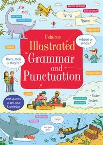 Picture of Illustrated Grammar and Punctuation (IR)