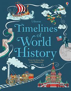Picture of Timelines of World History (IR)