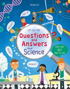 Picture of Lift-the-Flap Questions and Answers About Science (IR)