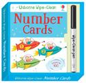 Picture of Wipe-Clean Number Cards