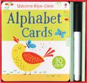 Picture of Wipe-Clean Alphabet Cards
