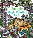 Picture of Jungle Magic Painting Book