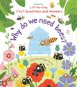 Picture of Lift-the-Flap First Questions and Answers: Why Do We Need Bees?