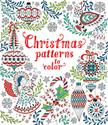 Picture of Christmas Patterns to Color (IR)