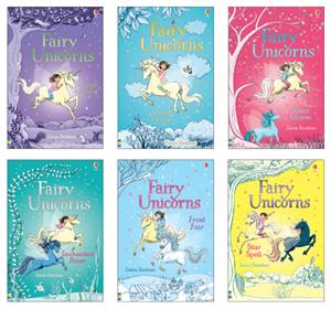 Picture of Fairy Unicorns Complete Library Collection (6)