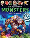 Picture of Build Your Own Monsters Sticker Book