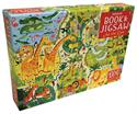Picture of At the Zoo - Book & Jigsaw Puzzle (100 pcs)