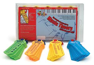 Picture of Learning Wrap-Ups Music Theory Introductory Kit