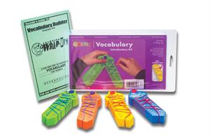 Picture of Learning Wrap-Ups Vocabulary Introductory Kit