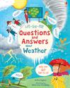 Picture of Lift-the-Flap Questions and Answers About Weather (IR)