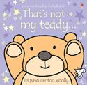 Picture of That's Not My Teddy – A THAT'S NOT MY® Series Book