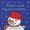 Picture of That's Not My Snowman – A THAT'S NOT MY® Series Book