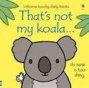 Picture of That's Not My Koala – A THAT'S NOT MY® Series Book