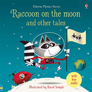 Picture of Raccoon on the Moon and Other Tales (CV)(QR)