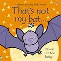 Picture of That's Not My Bat – A THAT'S NOT MY® Series Book