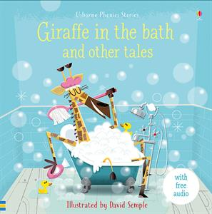 Picture of Giraffe in the Bath and Other Tales (CV)(QR)