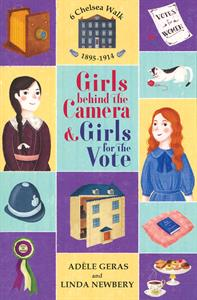 Picture of Girls Behind the Camera & Girls for the Vote (CV) (IR)