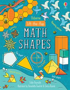 Picture of Lift-the-Flap Math Shapes (IR)