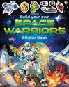 Picture of Build Your Own Space Warriors Sticker Book