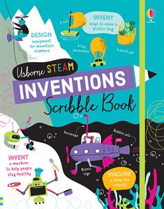 Picture of Inventions Scribble Book (IR)