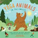 Picture of Yoga Animals in the Forest