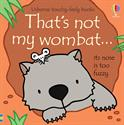 Picture of That's Not My Wombat – A THAT'S NOT MY® Series Book