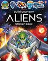 Picture of Build Your Own Aliens Sticker Book