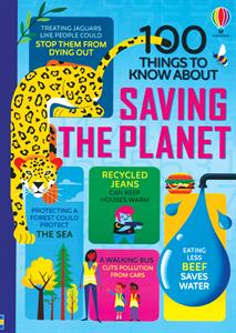 Picture of 100 Things to Know About Saving the Planet (IR)