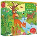 Picture of Woodland - Book & 3 Jigsaw Puzzles (3 x 9pcs)