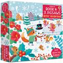 Picture of Winter Wonderland - Book & 3 Jigsaw Puzzles (3 x 9pcs)