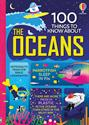 Picture of 100 Things to Know About the Oceans (IR)