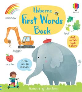 Picture of First Words Book