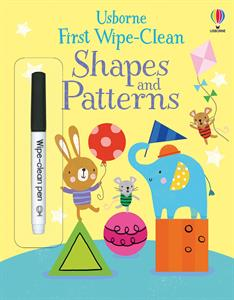 Picture of First Wipe-Clean Shapes and Patterns (IR)