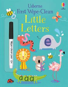 Picture of First Wipe-Clean Little Letters (IR)