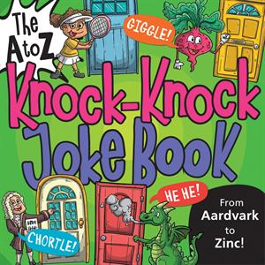 Picture of A to Z Knock-Knock Joke Book, The