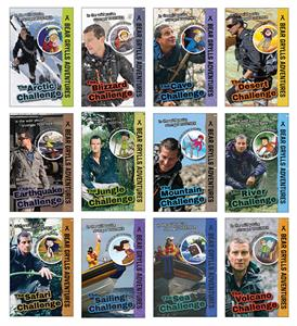 Picture of Bear Grylls Adventures Complete Library Collection (12)