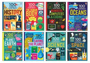 Picture of 100 Things to Know Library Collection (8)