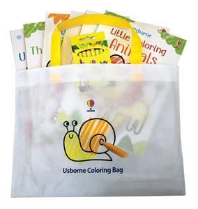 Picture of Little Coloring Books in a Bag