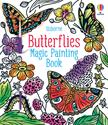 Picture of Butterflies Magic Painting Book