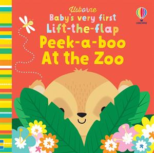 Picture of Baby's Very First Lift-the-Flap Peek-a-Boo At the Zoo
