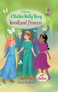 Picture of Woodland Princess, A Sticker Dolly Story (Book 7)