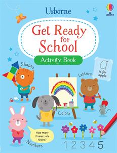 Picture of Get Ready for School Activity Book (IR)