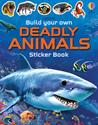 Picture of Build Your Own Deadly Animals Sticker Book