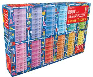 Picture of Times Tables - Book & Jigsaw Puzzle
