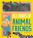Picture of All Kinds of Animal Friends