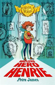 Picture of Hapless Hero Henrie (Book 1)